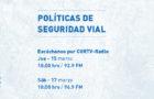 Ciudad abierta: Políticas de seguridad vial