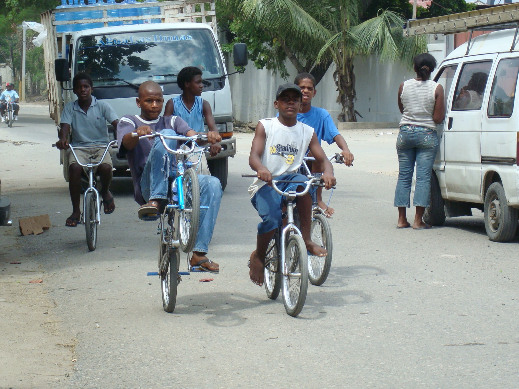 República Dominicana - Bajos de Haina Eduardo Bustillo Holgado